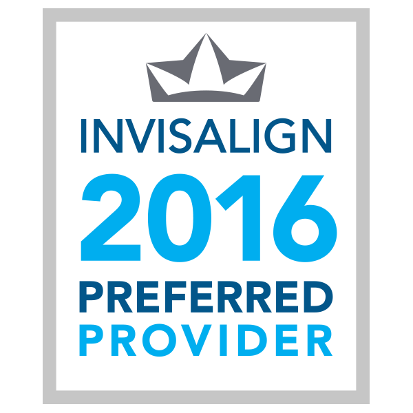 Invisalign preferred provider 2016